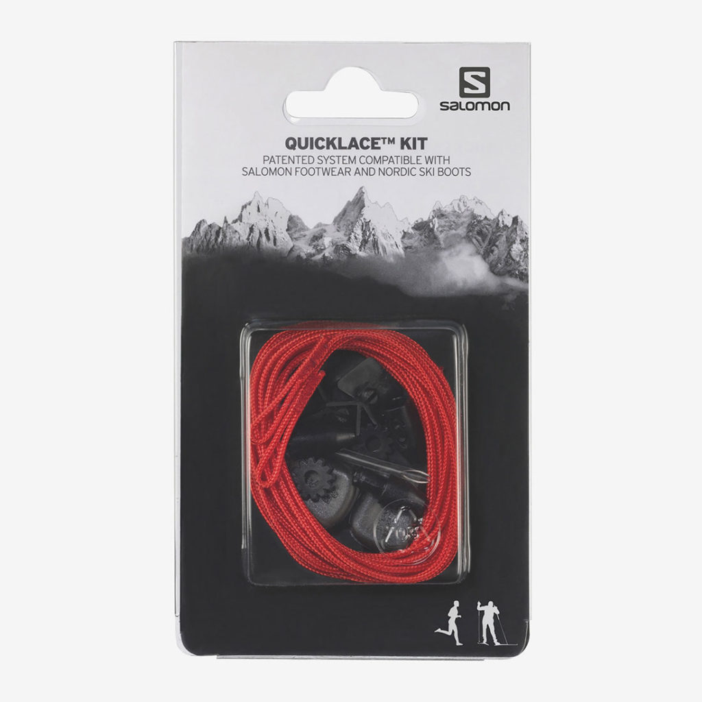 systeme quicklace salomon