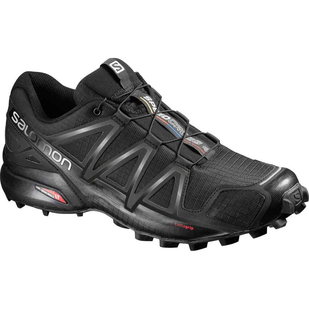 test salomon speedcross 4