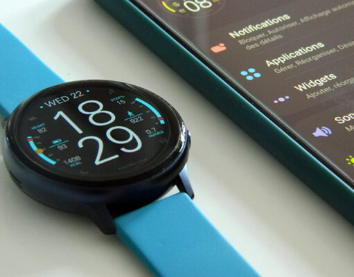 galaxy watch active 2 avis